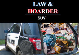 Law & Hoarder SUV